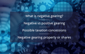 A guide to negative gearing