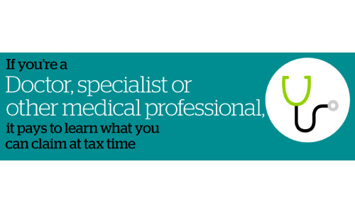 Doctor, specialist or other medical professional